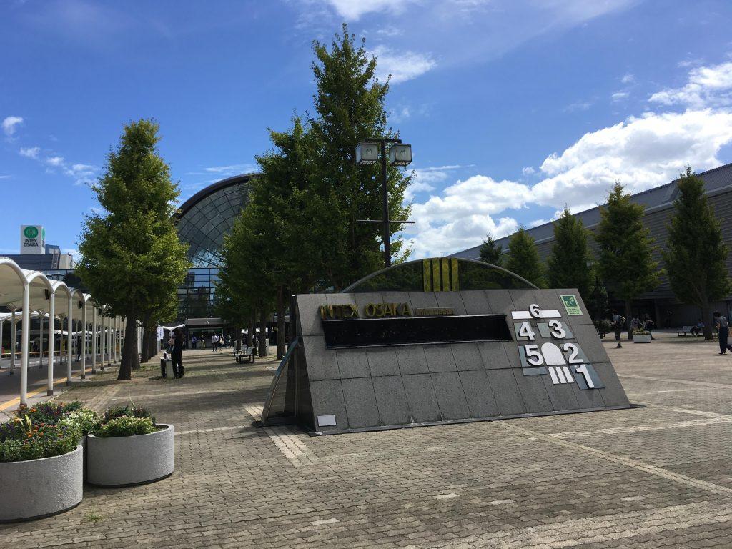マジカルミライ2018大阪の会場となったインテックス大阪