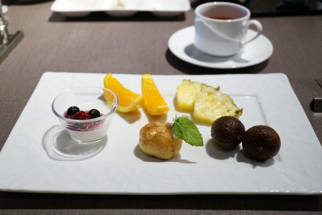 クインテッサホテル大阪ベイ 朝食ブッフェ