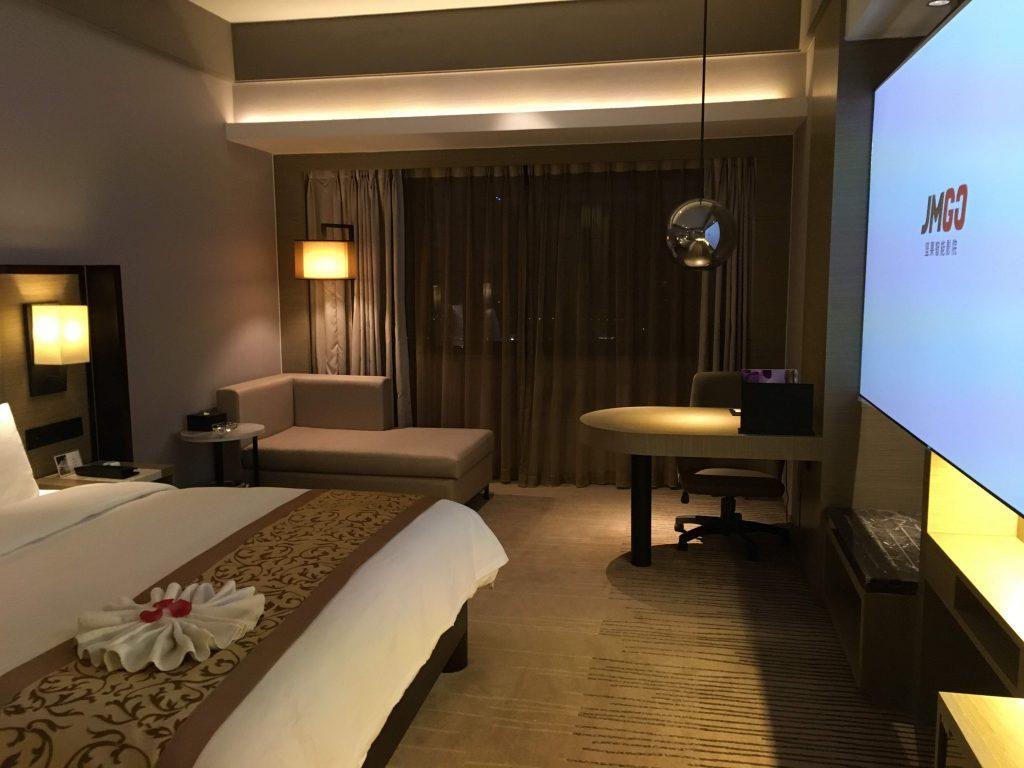 成都瑞峰酒店 Rayfont Hotel Chengdu の部屋