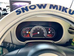 雪ミクココアちゃん100000km