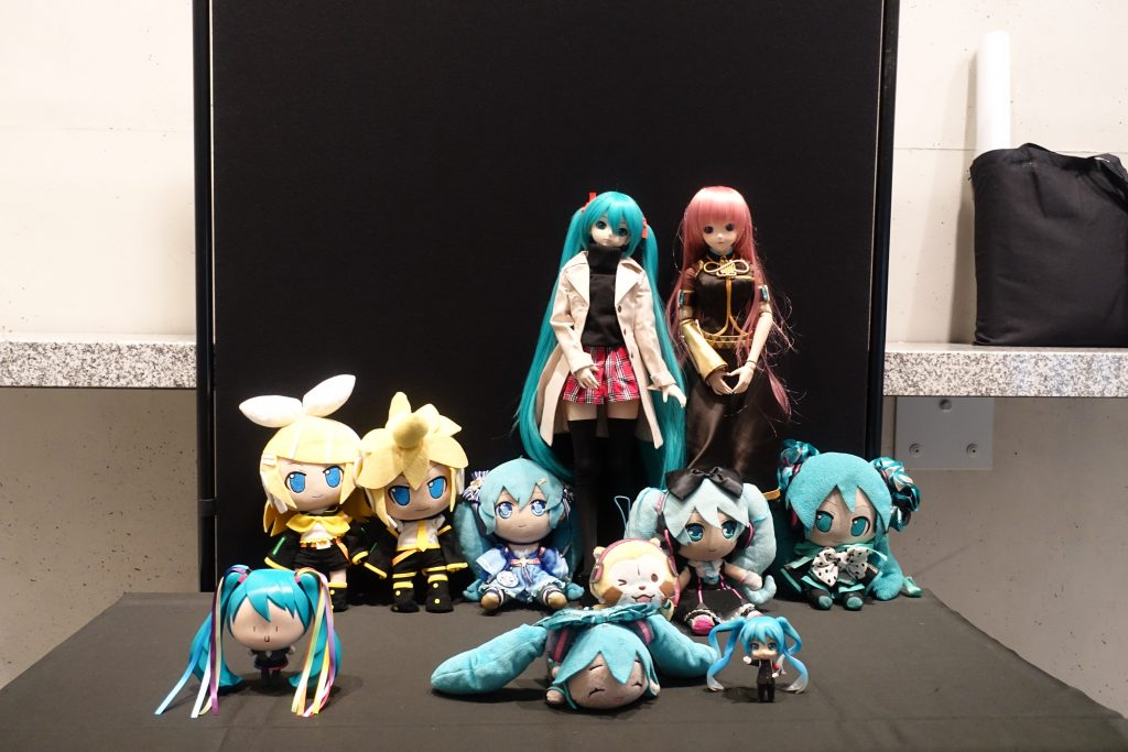 MIKU EXPO EUROPE 2018 in Paris Exhibition
