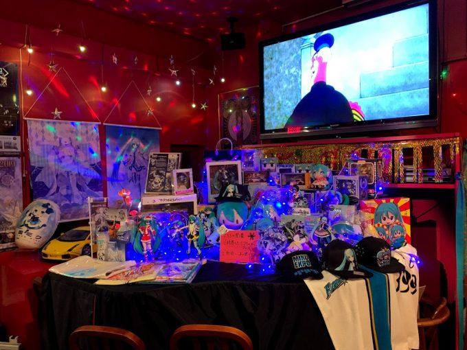 マジックスパイス札幌本店の祭壇